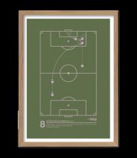 Dennis Bergkamp - Legendary Goal