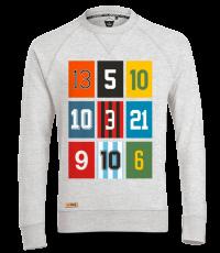 Sweater het rugnummer