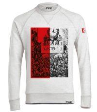 Feyenoord trui met foto van Fortuna '54 Feijenoord uit 1962